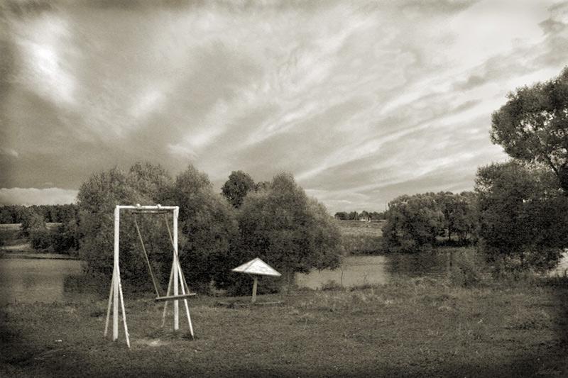 """фото """"об уходящем..."""" метки: черно-белые, пейзаж,"""