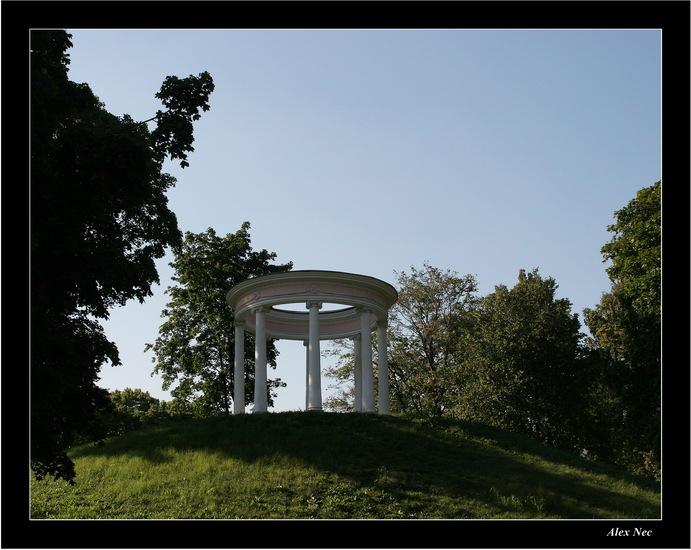 """фото """"Вечер в  Останкинском парке"""" метки: пейзаж, путешествия, Европа"""