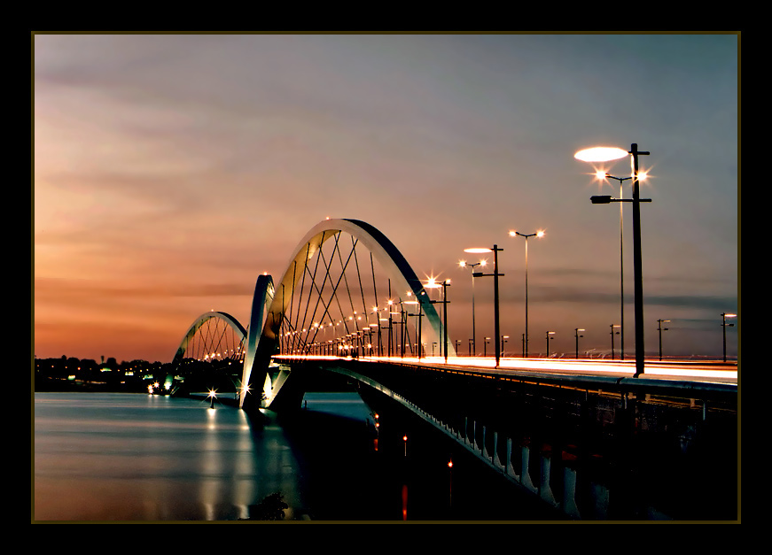 "фото ""JK Bridge"" метки: архитектура, путешествия, пейзаж, Южная Америка"
