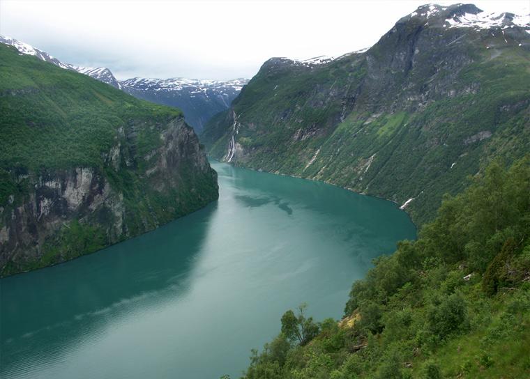 "photo ""Geirangerfjord"" tags: travel,"