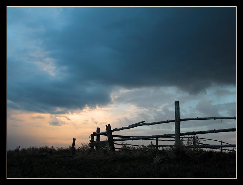 "фото ""BLUE CLOUD"" метки: пейзаж, облака, осень"