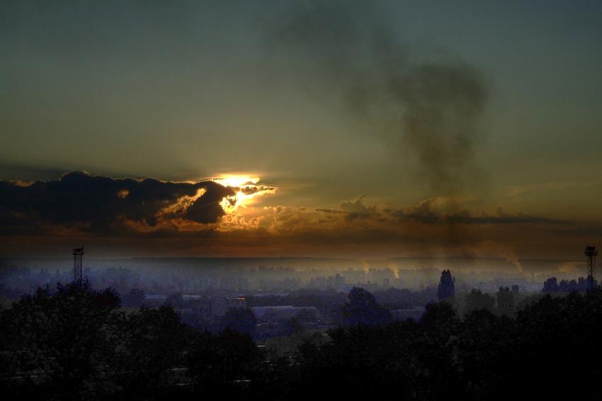 "фото ""*"" метки: пейзаж, закат"