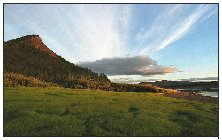 "photo ""evening"" tags: landscape, travel,"