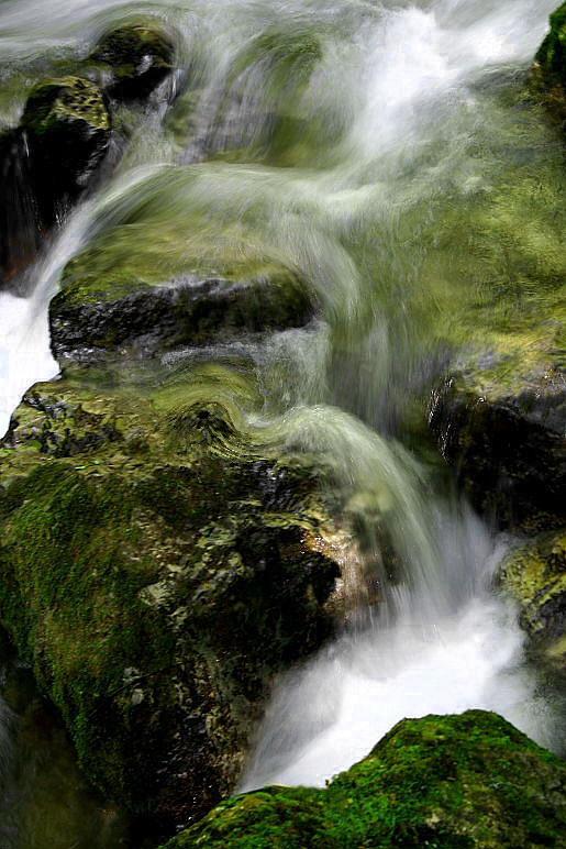 "фото ""Седой водопад"" метки: природа, пейзаж, вода"