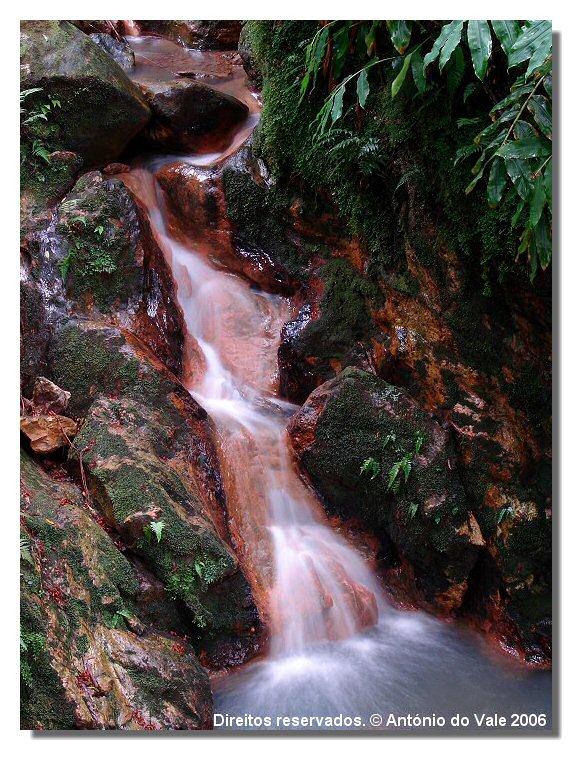 "photo ""Caldeira Velha"" tags: landscape, forest, water"