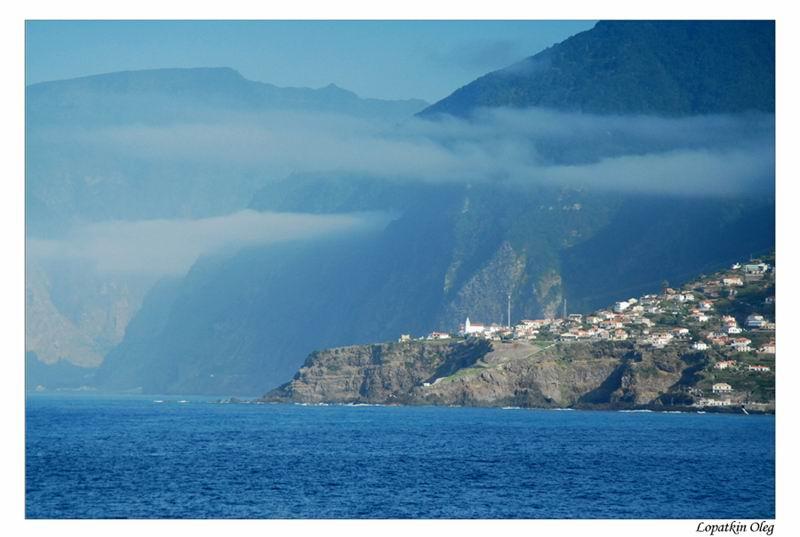 "фото ""Atlantic ocean coast"" метки: пейзаж, вода"