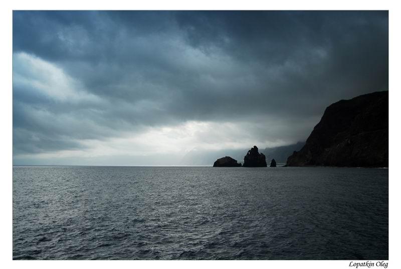 "фото ""When the wind blows from the north"" метки: пейзаж, путешествия, вода"