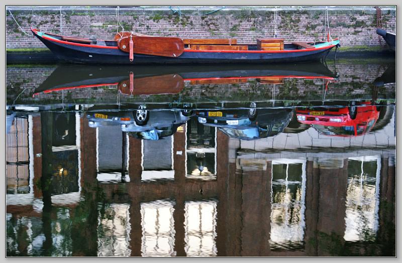 """фото """"Мечта одинокой лодки"""" метки: путешествия, Европа"""