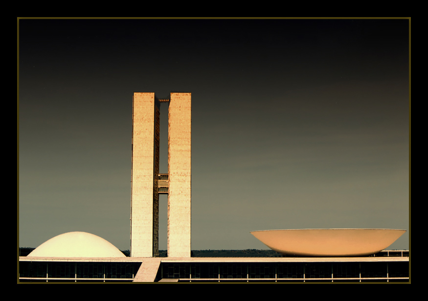 """photo """"Lines, Curves  and  Colors"""" tags: architecture, travel, landscape, South America"""