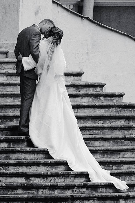 "фото ""В начале пути"" метки: портрет, черно-белые, свадьба"