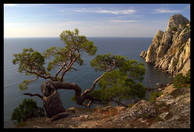 """фото """"Встречая новый день..."""" метки: пейзаж, вода, горы"""
