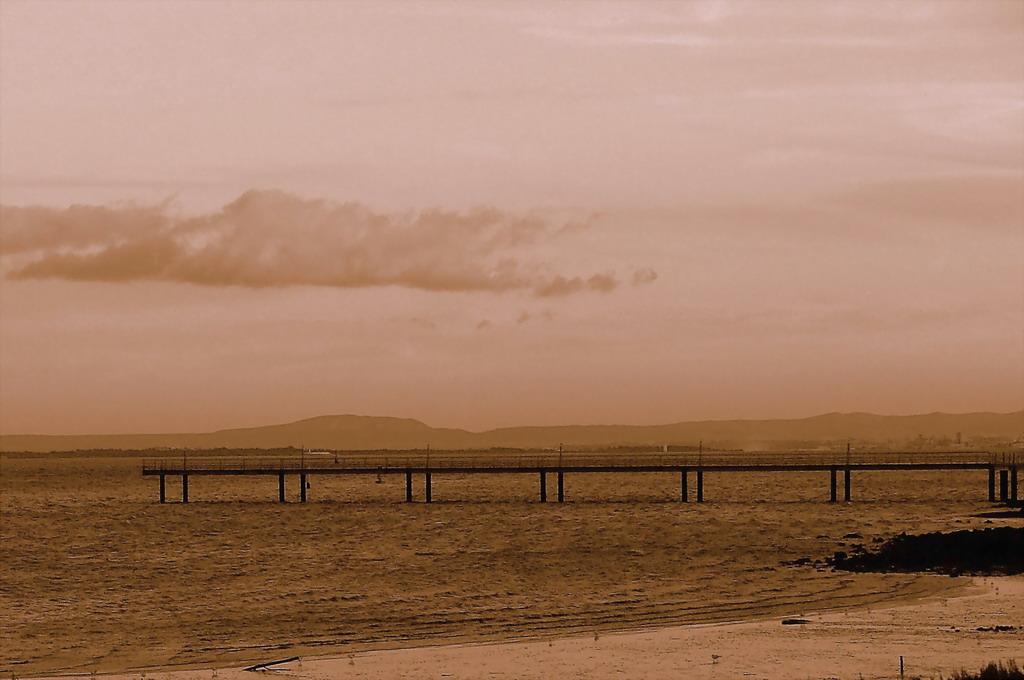"""фото """"Pier"""" метки: пейзаж, вода"""