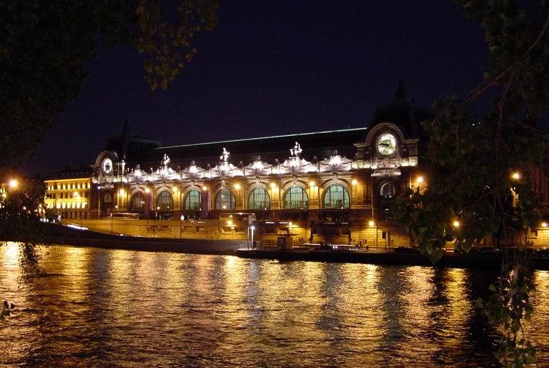 """фото """"Музей d'Orsay, Париж"""" метки: архитектура, пейзаж,"""