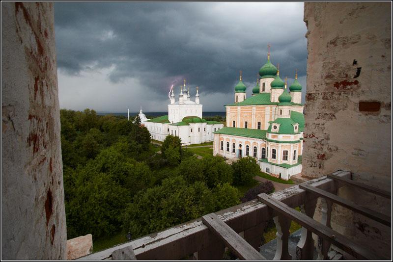 "photo ""Pereslavl-Zalessky"" tags: landscape, travel, Europe, clouds"