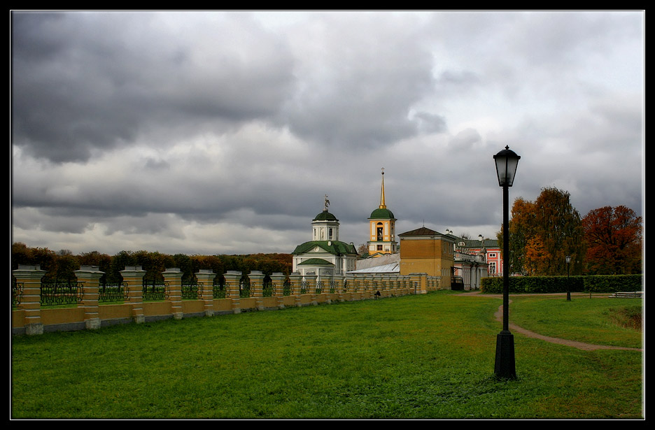 "фото ""В старом парке 4"" метки: архитектура, пейзаж,"