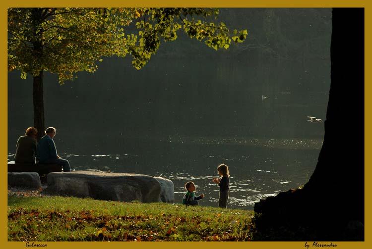 """фото """"al tramonto"""" метки: пейзаж, вода"""