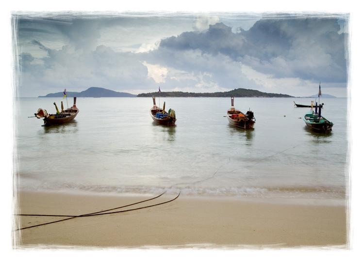 "фото ""Phuket Rawai Beach"" метки: пейзаж, вода"