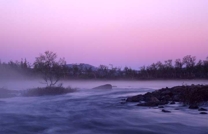 """фото """"dawn"""" метки: пейзаж, вода, лето"""