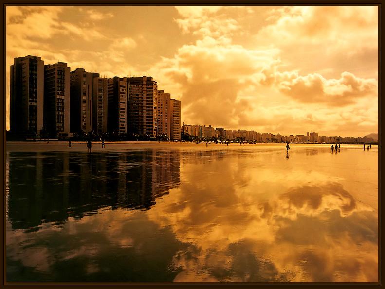 """фото """"Golden Light"""" метки: пейзаж, вода, закат"""