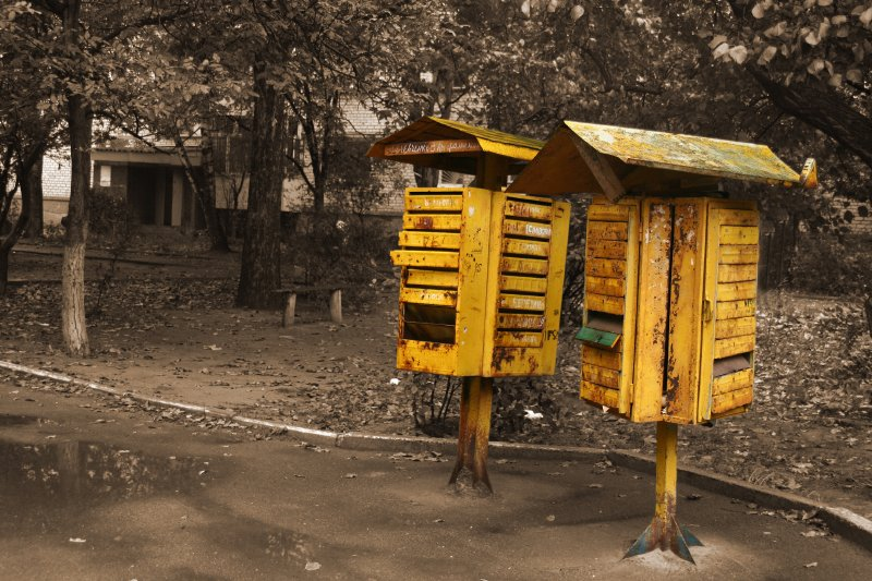 """фото """"Раритеты двадцатого века"""" метки: пейзаж, архитектура, осень"""