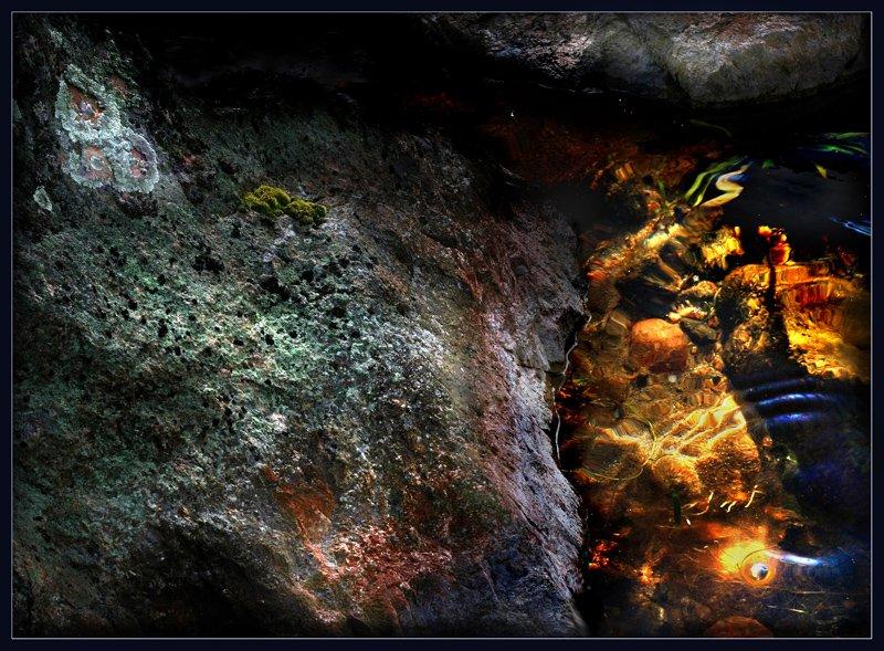 """фото """"Солнце в пещере (A sun beam in a cavern)"""" метки: природа,"""