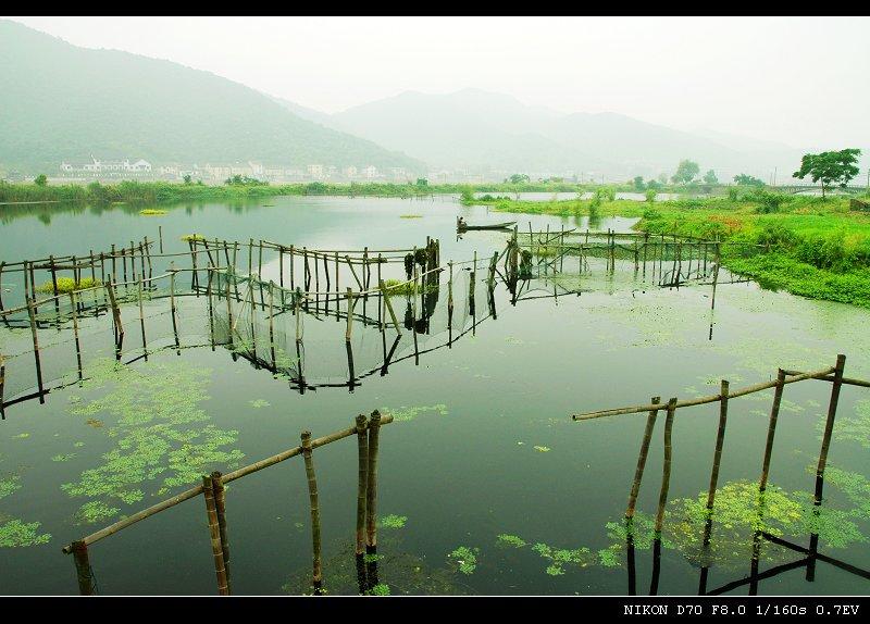 """фото """"XIANG LAKE"""" метки: пейзаж, вода"""