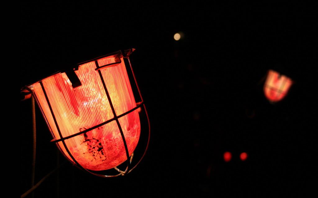 """фото """"В мире красных огоньков"""" метки: абстракция,"""