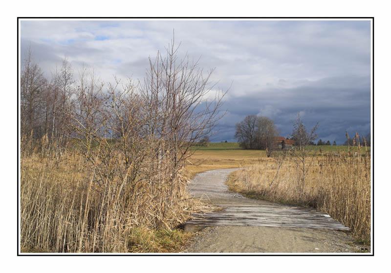 """фото """"Dark clouds"""" метки: пейзаж,"""