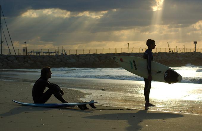 "фото ""The Sun Always Shines On ..."" метки: пейзаж, спорт, закат"