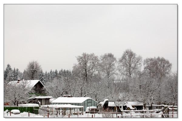 "фото ""Тишина....."" метки: пейзаж, зима"