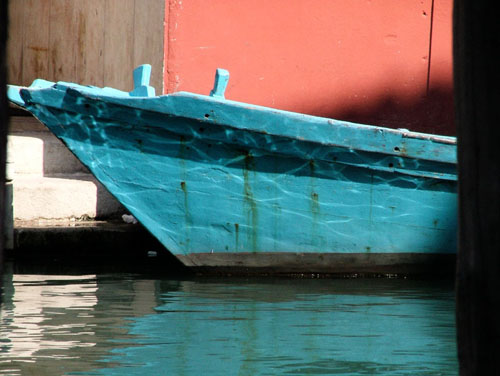 "photo ""Wherry. Venice"" tags: travel, Europe"