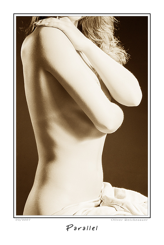 "photo ""Parallel"" tags: glamour, nude,"