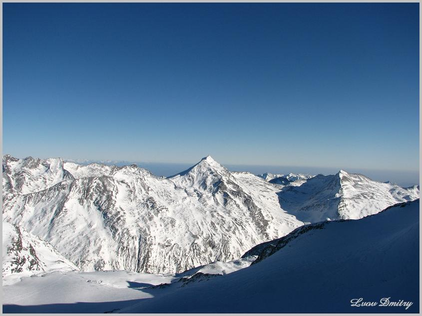 "фото ""Alpine view"" метки: пейзаж, горы"