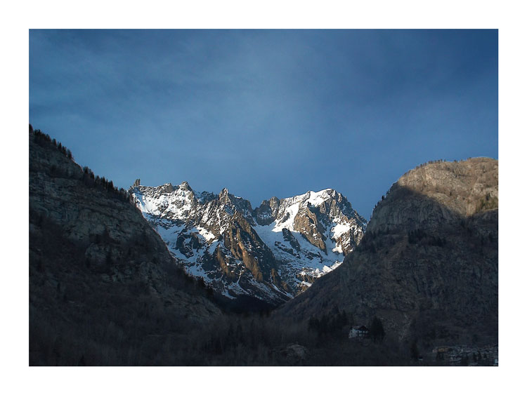 "photo ""Diamond in a frame"" tags: landscape, travel, Europe, mountains"