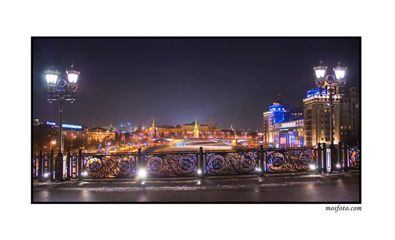 """фото """"Вид на Кремль"""" метки: архитектура, пейзаж,"""