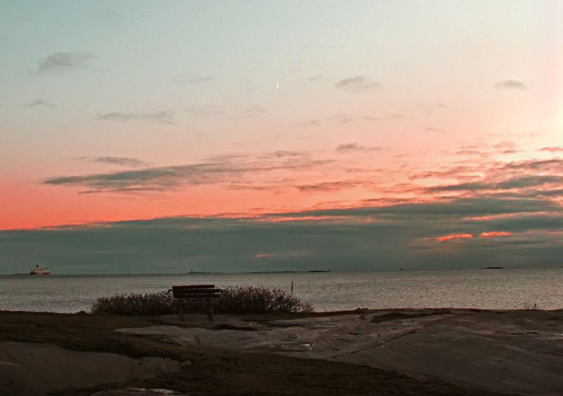 "фото ""Перед закатом"" метки: пейзаж, закат"