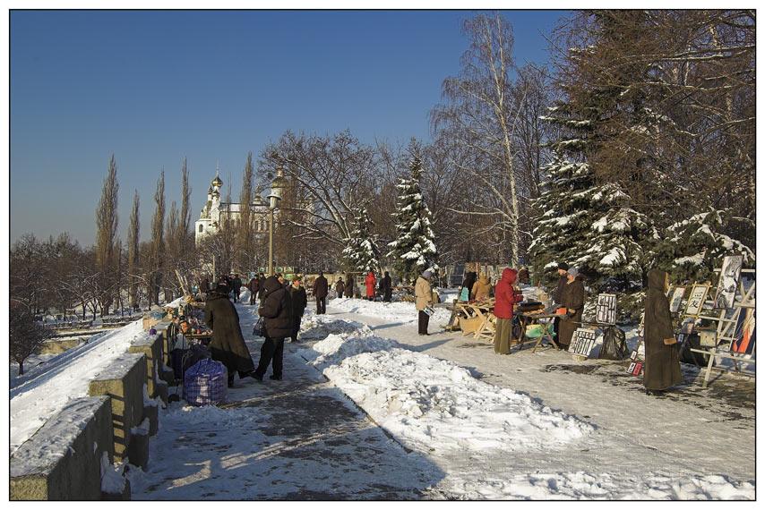 "фото ""Мой город_4"" метки: пейзаж, архитектура, зима"