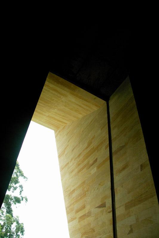 """photo """"Gate"""" tags: architecture, misc., landscape,"""