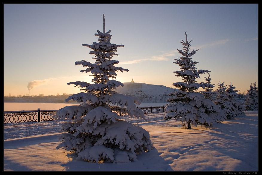 "фото ""Этюд в парке / 0166_0033"" метки: пейзаж, зима"