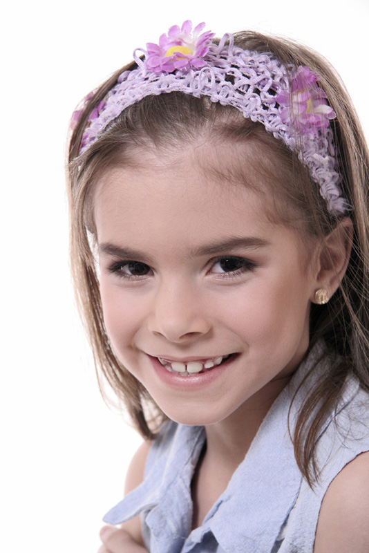 "photo ""Stefi"" tags: portrait, children"