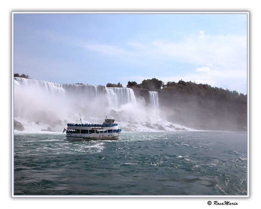 "photo ""Niagara Falls"" tags: landscape, travel, North America, water"