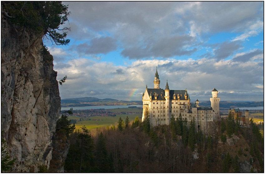 """фото """"Высоко в горах"""" метки: пейзаж, архитектура, горы"""
