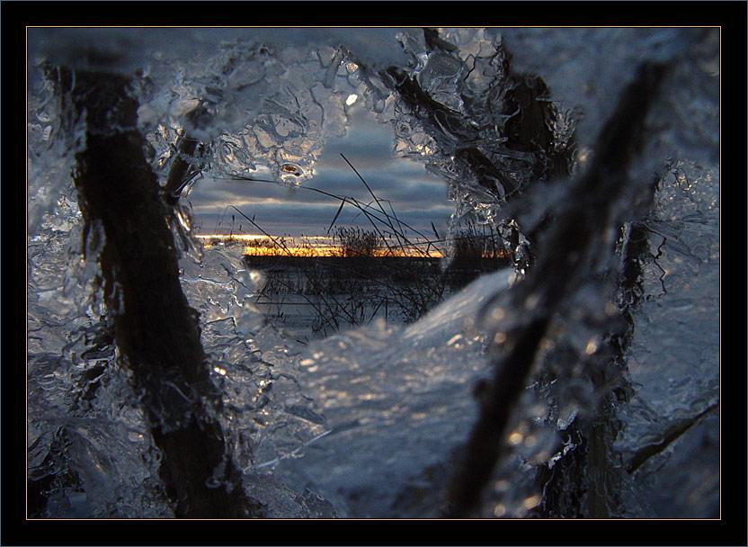 """фото """"Построил я избушку ледяную..."""" метки: пейзаж, зима"""