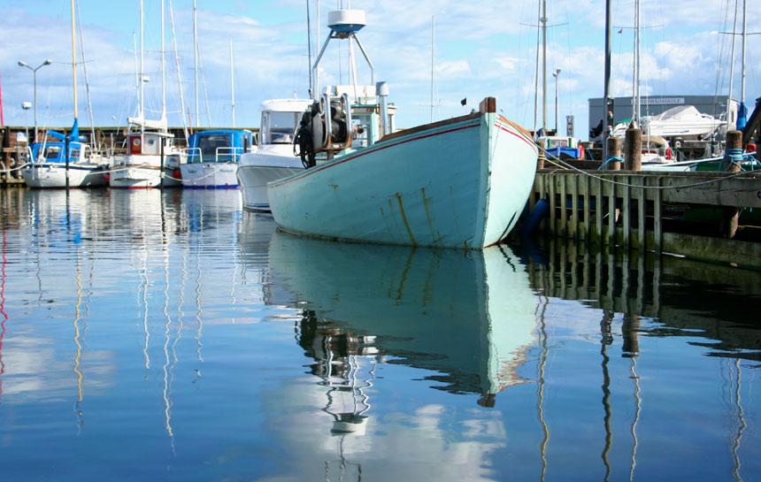 "фото ""Boat"" метки: пейзаж, вода, зима"