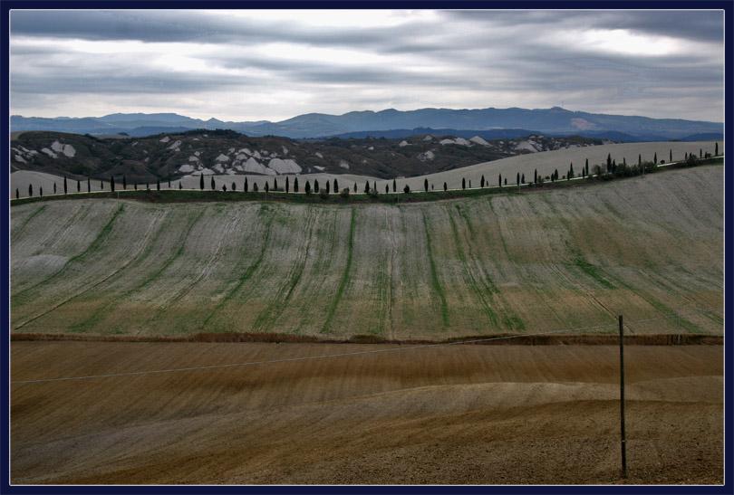"""photo """"Tuscany"""" tags: landscape, travel, Europe"""