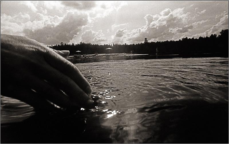 "фото ""my waves"" метки: пейзаж, вода, лето"