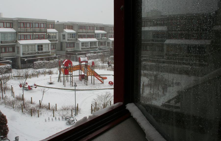 """фото """"Snow"""" метки: пейзаж, архитектура, зима"""