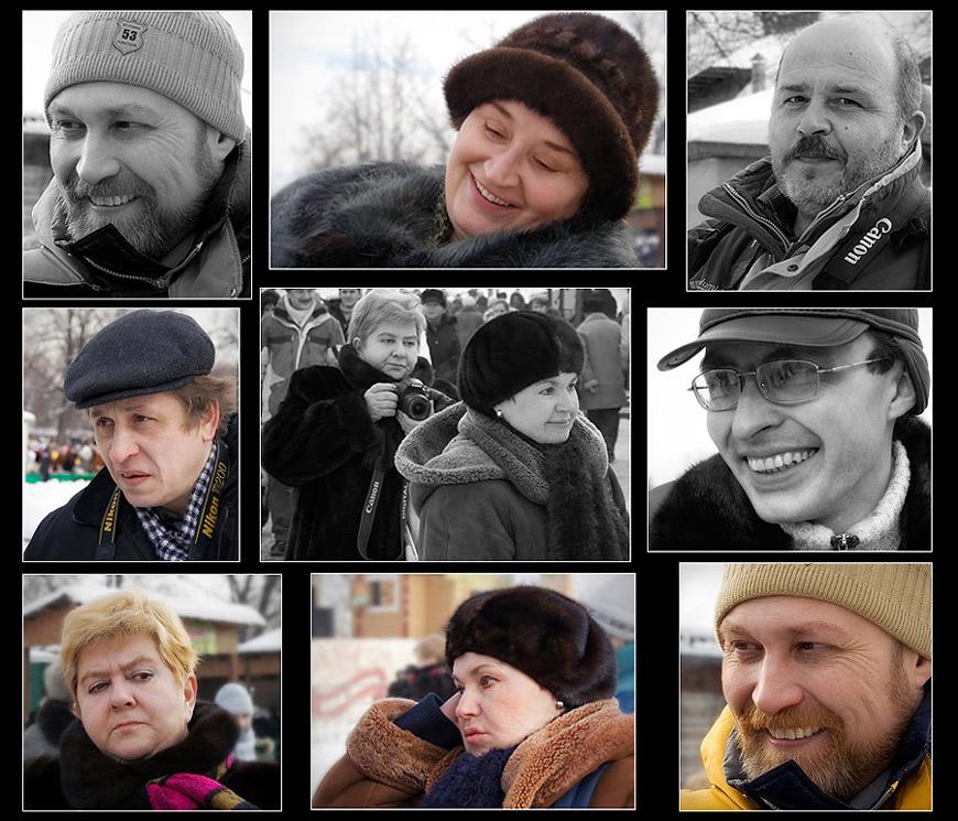 """фото """"Фотоохота друг на друга... Часть 1"""" метки: репортаж, портрет,"""