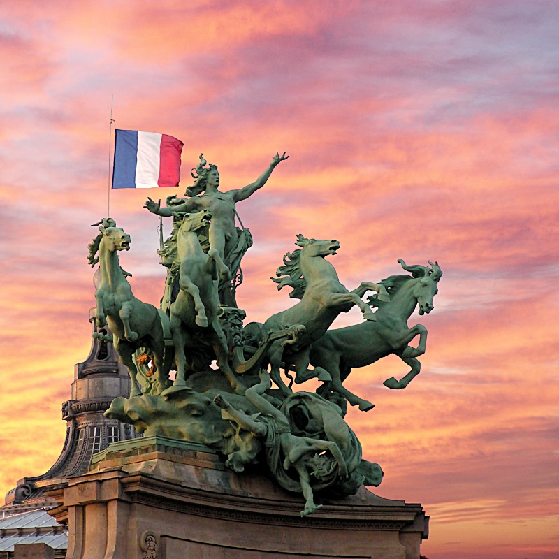 """фото """"Вперед, Франция!"""" метки: архитектура, путешествия, пейзаж, Европа"""