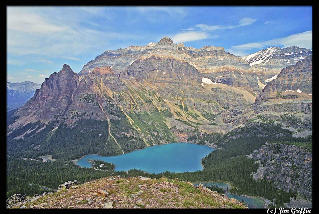 "фото ""All Soul's Prospect"" метки: пейзаж, вода, горы"
